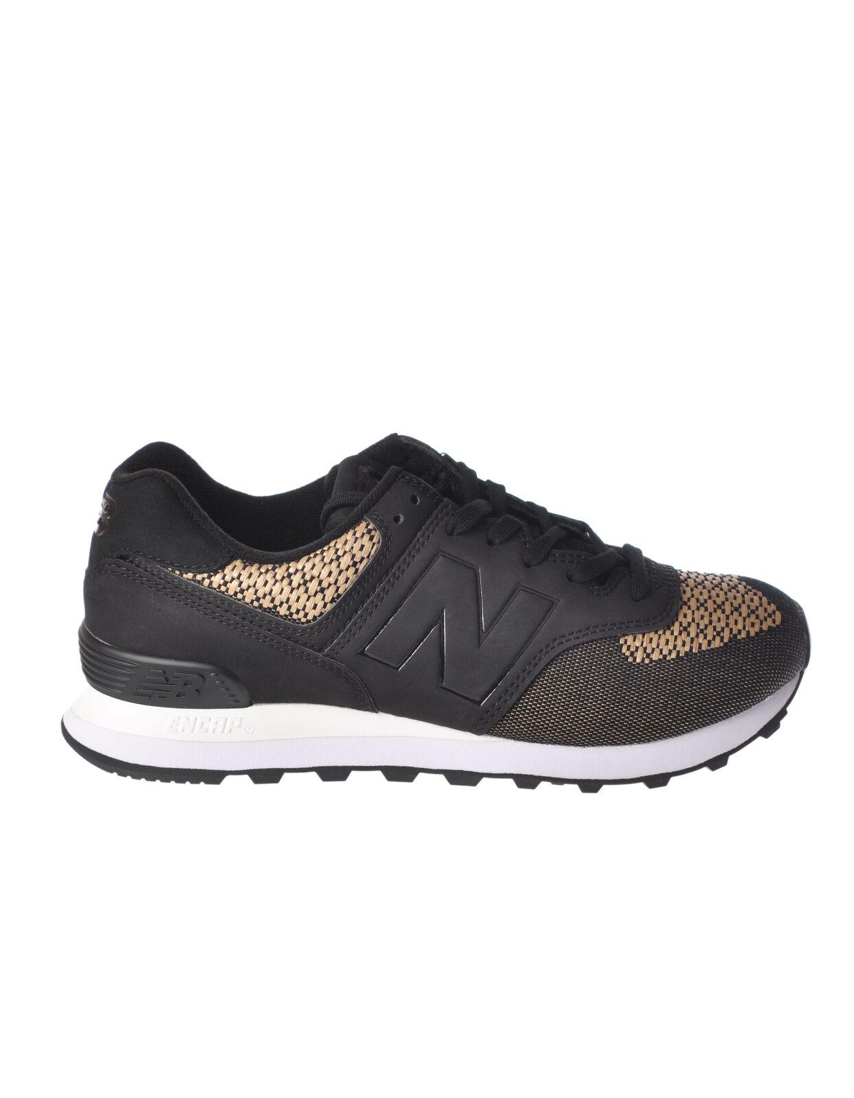 New Balance - shoes-shoes - Woman - Black - 4752310C192101