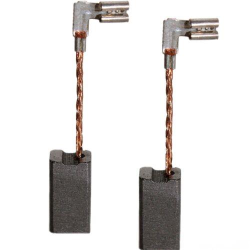 BALAIS charbon pour Metabo 6,3x8x16mm ws 515//ewe6115s//gs6139//gs6145//a16