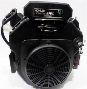 Details about Kohler Command Pro EFI 23 HP Engine 747cc 1-1/8