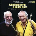 About 42 Years Later * by Danny Moss/John Dankworth (CD, Sep-2007, Avid)