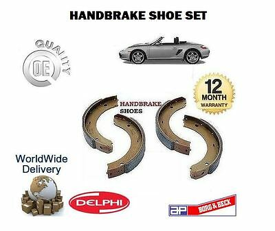 Rear Delphi Parking Brake Shoes For Mercedes C Class CLC CLK Porsche Boxster 2.7