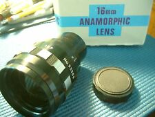 EIKI KOWA 16F ANAMORPHIC SCOPE LENS FOR 16mm PROJECTORS (CERTIFIED & GUARANTEED)