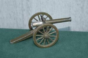 BRITAINS-Vintage-Toy-Field-Cannnon-No-1263-Rare