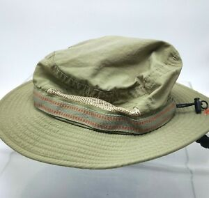 2c98ebb5 Image is loading REI-Kids-Olive-Green-Bonney-Hat-Summer-Hat-