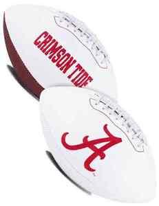 ALABAMA-CRIMSON-TIDE-NCAA-Signature-Series-Full-Size-Autograph-FOOTBALL