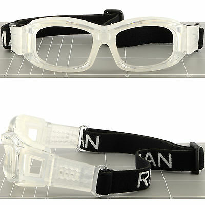 526509ffef0 Womens Sports Protection Goggles Boys Girls RX Safety Prescription Glasses  Clear