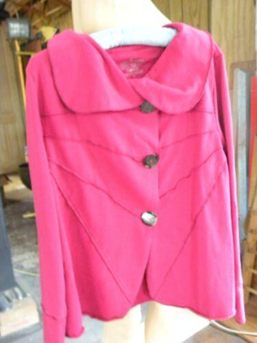 Buddah 188 bling 00 Størrelse Buttons Neon Rose Sweatshirt Xl Srp Weightjacket HgqxUqSa