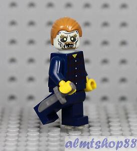 LEGO - Halloween Horror Michael Myers Minifigure - Monster Zombie ...