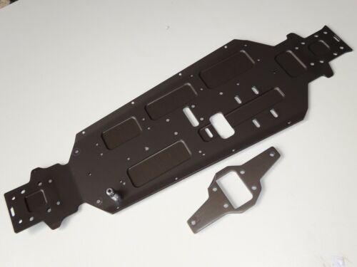 Nitro 1//8 RC Truggy HOBAO HYPER ST plaque châssis NEUF