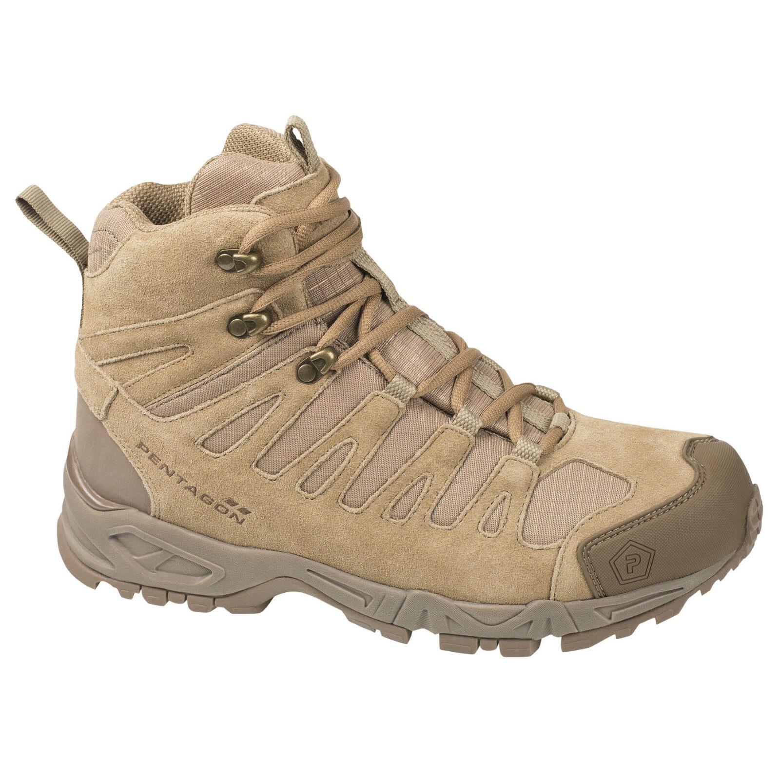 Pentagon Militärschuhe Stiefel Stiefel Mann Frau Militär Achilles Trek n 36
