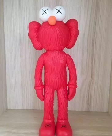 KAWS Companion Companion Companion Original BFF Action Figure Doll PVC 52f1dd