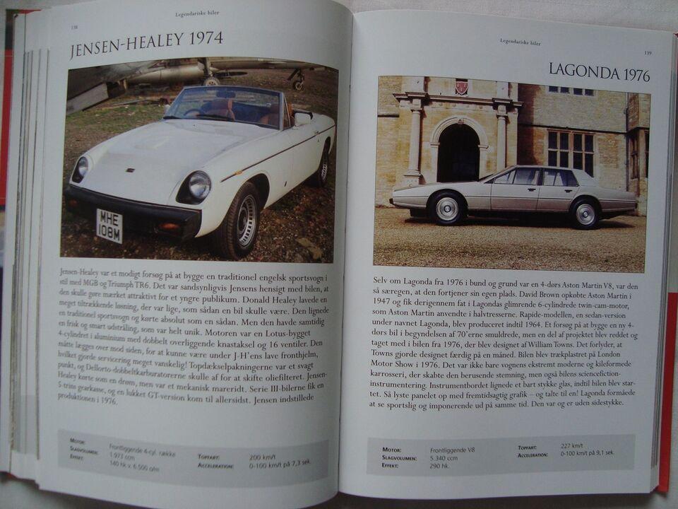 Legendariske Biler