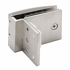 Pack of 2pc 90° Glass Door Pivot Hinges