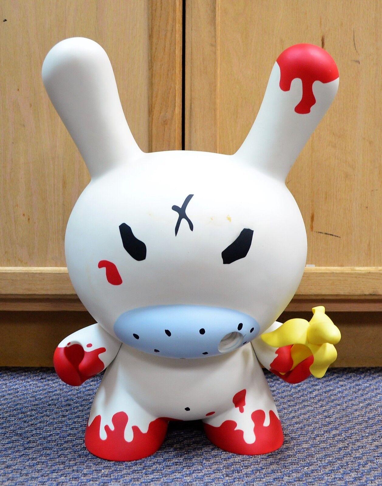 KidRobot 20  Dunny Frank Kozik rotRUM Limited Edition Figure Free Shipping