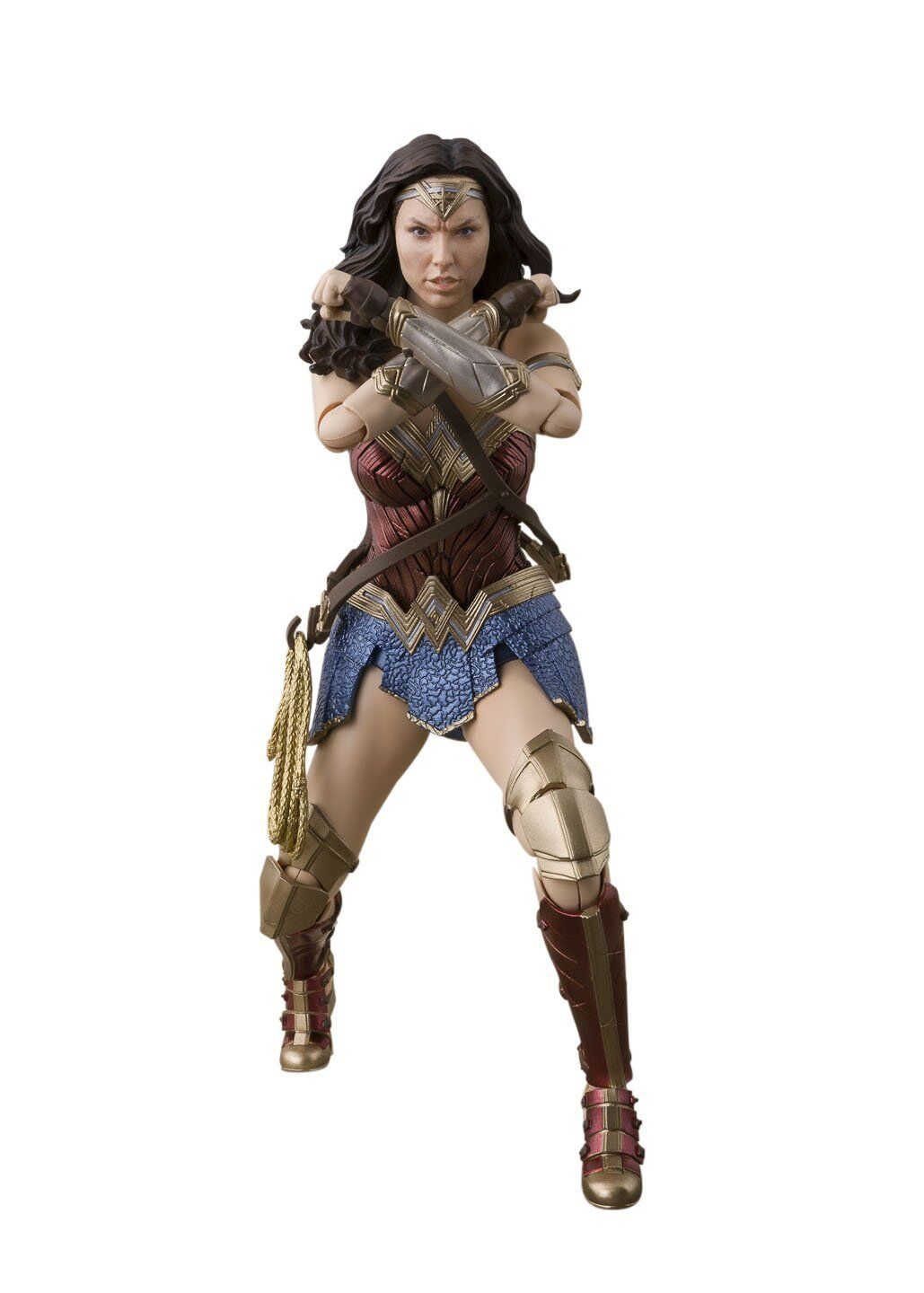 Bandai S.H. Figuarts Wonder Woman  JUSTICE LEAGUE  150mm Action Figure