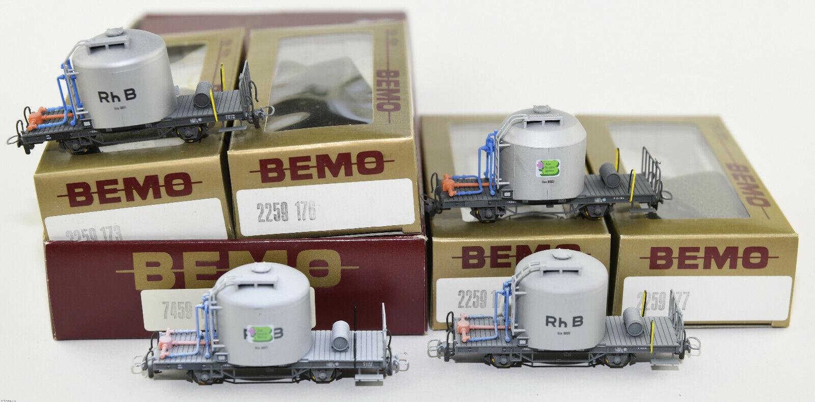 BEMO 7459 100 4er Set RHB UCE brilleo teste