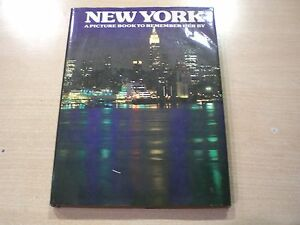 NEW-YORK-A-picture-book-to-remember-her-by-Crescent-1978