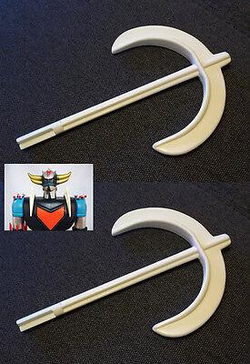Sito Ufficiale Num. 2 Alabarde Replica Per Jumbo Goldrake Shogun Mattel