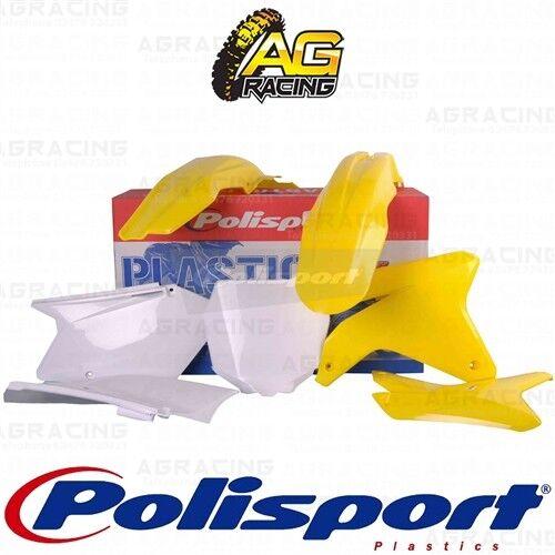 Polisport Plástico Caja Kit Para Suzuki H. 450 RM-Z 450 Colores OEM 2005-2006