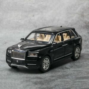 1-24-Rolls-Royce-Phantom-Metal-Diecast-Model-Car-Toy-Sound-amp-Light-With-Box