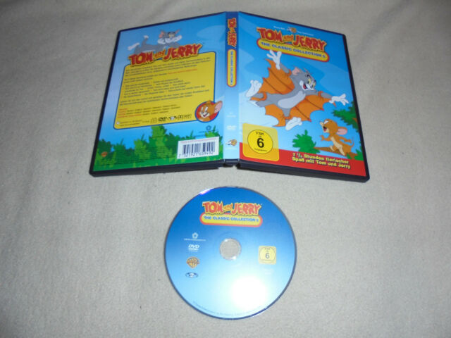 DVD Tom und Jerry - The Classic Collection 5  Neu ohne Folie 88min.