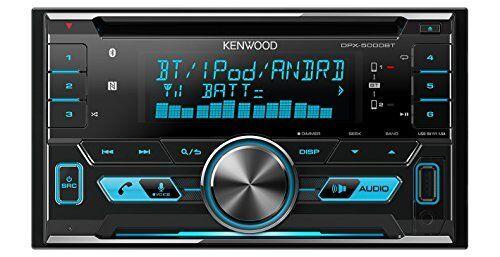 senza Kenwood DPX-M3100BT autoradio 2 DIN Bluetooth con Spotify USB vivavoce