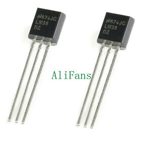 1PCS-LM35DZ-LM35-TO-92-NSC-TEMPERATURE-SENSOR-IC-Inductor-NEW