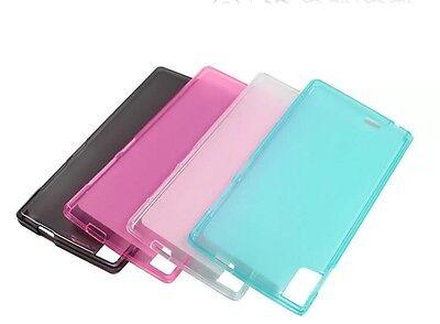 Silicone Case soft Cover for BLU VIVO IV D970L Vivo 4 D970