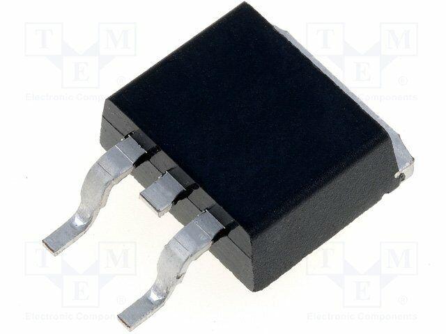 Transitore: Igbt 17A 1,2kV D2PAK HGT1S10N120BNST Igbt Smd-Transistoren 298W