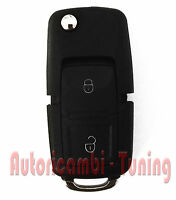 schl sseltasche f r skoda super b octavia schl ssel ebay. Black Bedroom Furniture Sets. Home Design Ideas