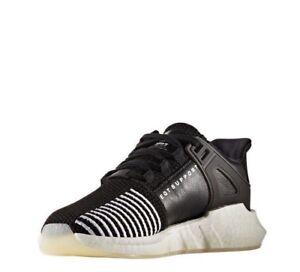 574aae32c657 adidas Originals EQT Support 93 17 UK 9 EU 43 1 3 Black White ...