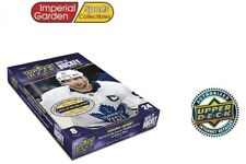2020-21 UD SERIES 2 HOCKEY FACTORY SEALED HOBBY BOX *CANADA SHIP ONLY SHIP *