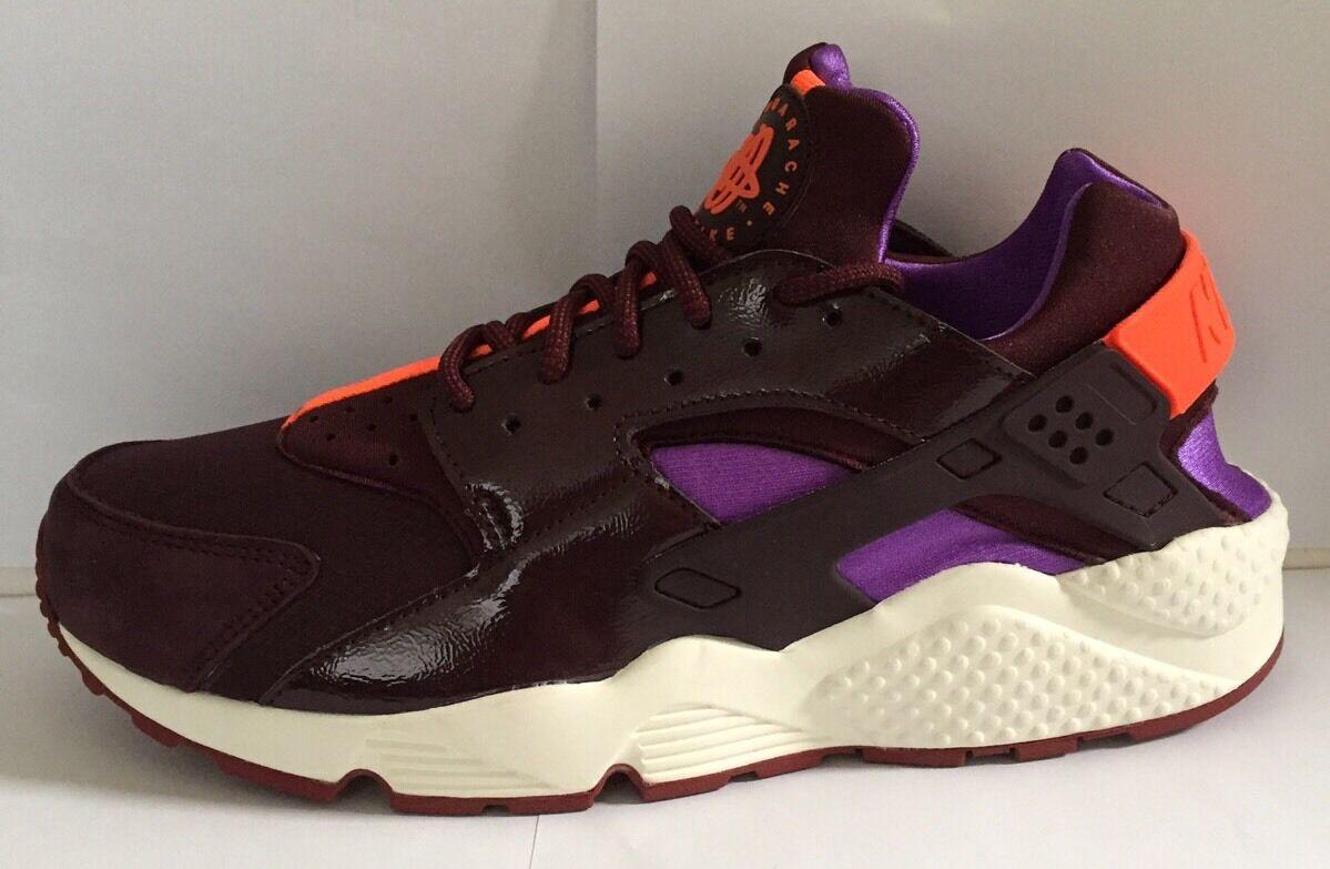 Nike Huarache Premium Deep 9 Purple Tamaño Air 9 Deep (Reino Unido) Nuevo Y En Caja 2c477c