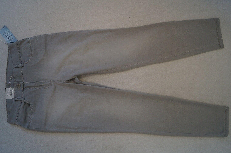 BRAX  SHAKIRA Jeans 7 8 Slim Stretch Gr. 38 Regular hellgrau  NEU