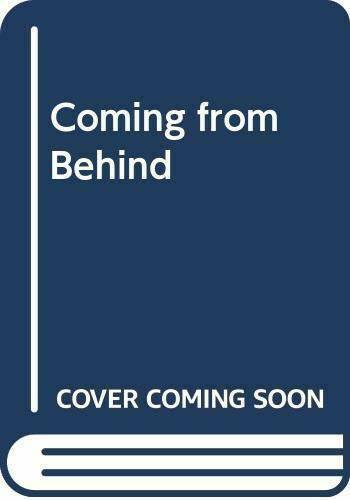 Coming from Behind - Hardcover By Jacobson, Howard - GOOD