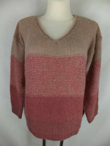 nude Yerse L ray rose Pullover 6w7wqztx