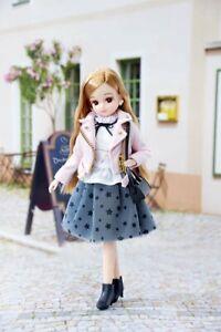 Licca-chan-Doll-amp-Clothes-set-LD-17-Licca-Bijou-Riders-Cute-Takara-Tomy-F-S-girl
