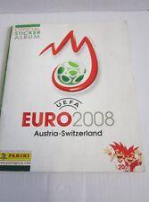 PANINI Fußball Album Sammelbilderalbum EURO EM 2008 Schweiz komplett