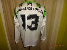 Borussia Mönchengladbach asics Junioren Matchworn Trikot 1994/95 + Nr.13 Gr.S- M