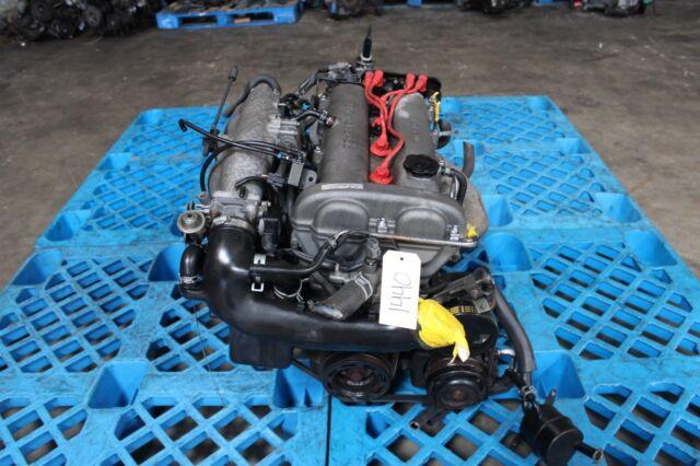 1990-1997 JDM Mazda B6 Engine Miata Mx5 1 6 DOHC Motor With 5 Speed  Transmission