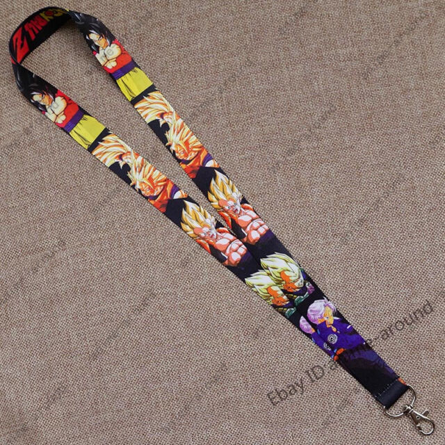 Lot  Cartoon TV Anime Neck Strap Lanyard ID Badge Mobile Phone Charms Key Chain