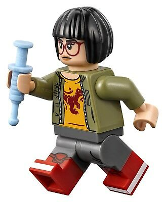 Zia Rodriguez from 75933 LEGO® Jurassic World Fallen Kingdom