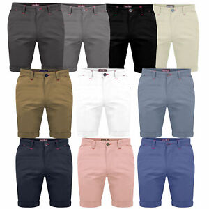 Mens-Stretch-Chino-Shorts-Westace-Half-Pants-Knee-Roll-Up-Sports-Casual-Summer