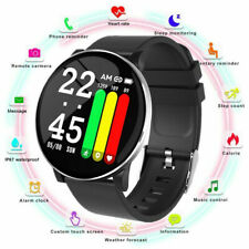 LEMFO W8 Smart Watch Men Women Heart Rate Blood Oxygen Pressure Fitness Bracelet