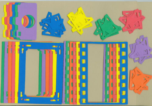 AccuCut Your choice of colors on Photography Sets Die Cuts