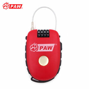 Paw-Anti-theft-Lock-Steel-Wire-Password-Mini-Multifunction-Security-Cable-Locks