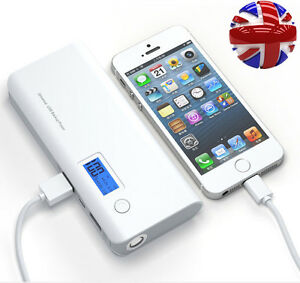 Details about Portable 50000mAh External Power Bank Pack USB Battery Charger  For iPhone X UK ee6403d6c1