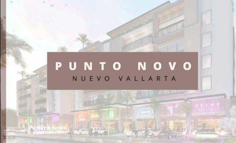 DEPARTAMENTOS PARA INVERSION EN PRE VENTA NVO VALLARTA