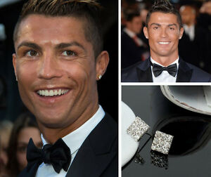Image Is Loading Men S Boy Ronaldo 18ct White Gold
