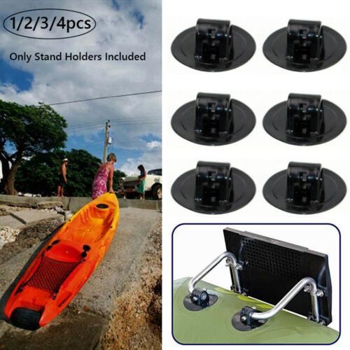 Kayak Accessory Fixed Buckles Grommet Fix Hook Motor Racket Holders Boat Parts